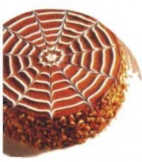 Фото глазури на торте