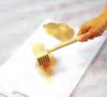 Приготовление отбивных из куриных грудок
