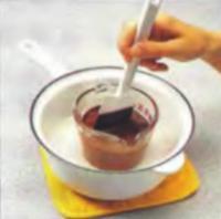 Шаг 3. Плавление шоколада