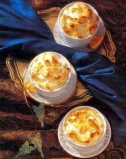 Фото готового апельсинового суфле