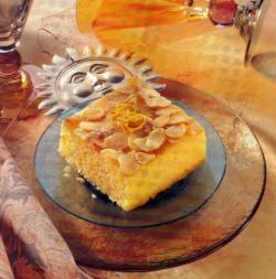 Фото готового испанского торта