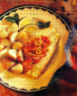 Фото готового красного лютиануса
