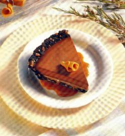 Фото готового шоколадного пирога