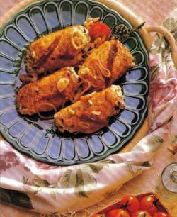 Фото готового сотэ из куриных грудок