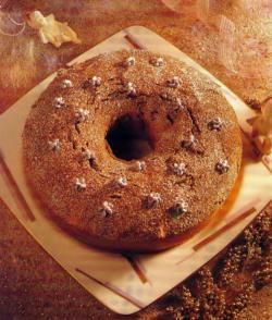 Фото готового торта «Пища ангела»