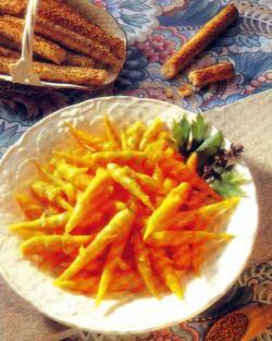 Фото готовой глазированной моркови