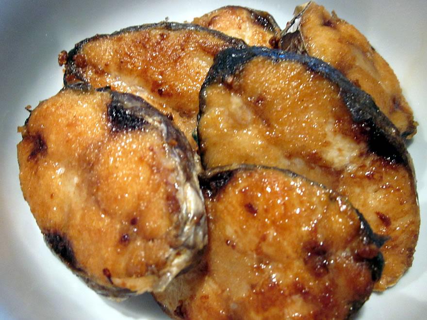 Жареная рыба рецепт в духовке 61