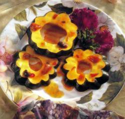 Фото готовых кружочков из тыквы