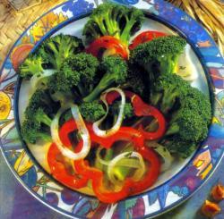 Фото готовых овощных колец