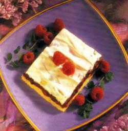 Фото готовых пирожных по-венски