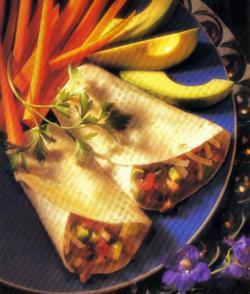 Фото готовых свиных буррито