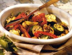 Фото готовых зажаренных овощей