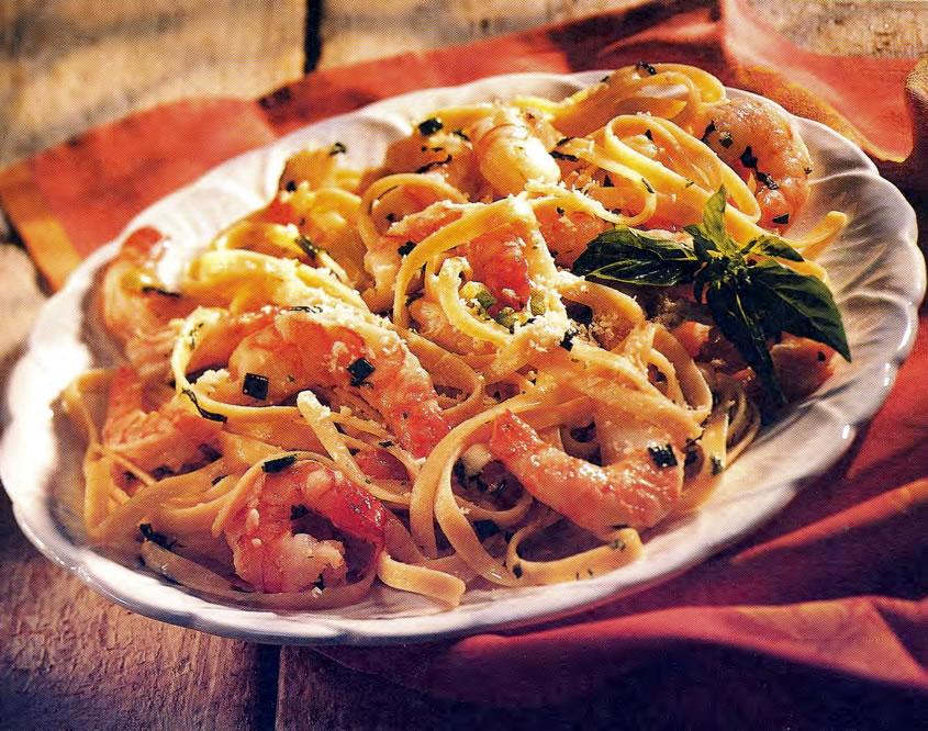 Рецепт креветки жареные по-итальянски