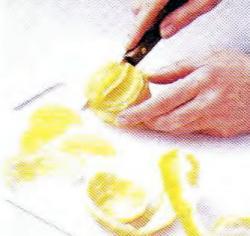 Как нарезать апельсин на дольки