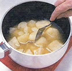 Как размять картофель