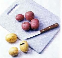 Как выбрать картофель для варки