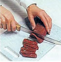 Нарезка говядины