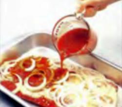 Шаг 2. Добавление соуса чили