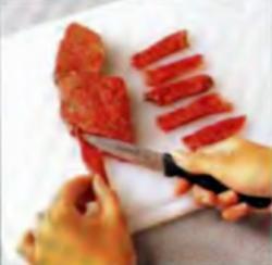 Шаг 2. Подготовка мяса