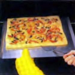 Шаг 4. Перенесение блюда на решетку