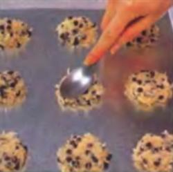 Шаг 4. Приготовление лепешек