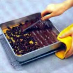 Шаг 5. Оформление шоколадом