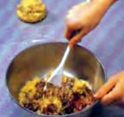 Шаг 6. Приготовление шоколадной массы