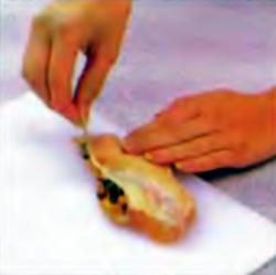 Шаг 6. Закрепление кармашка