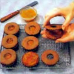 Шаг 7. Формовка печенья