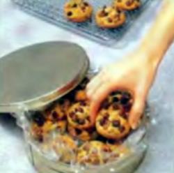 Шаг 7. Способ хранения печенья